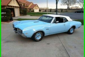 Oldsmobile : Other 442 Convertible