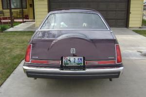 1988 Lincoln Mark VII LSC, IMMACULATE, 2 owner, full history