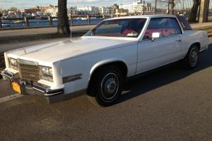 1985 CADILLAC ELDORADO TOURING COUPE 42K MILES MINT 1 OWNER FOR 28 YEARS 4.1L V8