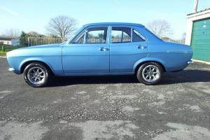 MK1 FORD ESCORT 2.0 PINTO, TWIN 45'S, STUNNING CONDITION, 1971 TAX EXEMPT