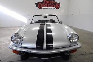Triumph : Spitfire Runs&Drives Excel New Inter Body Good Enjoy!