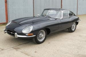 1965 Jaguar E Type 4.2 FHC RHD Photo