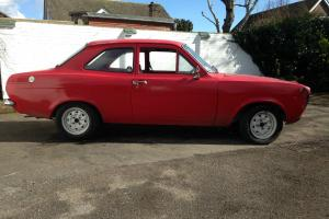 ESCORT MK1 1972 2 DOOR 2.0L ROAD RALLY CAR