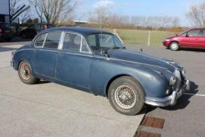1963 Jaguar Mk2 3.8 Auto perfect car to restore West Coast Car