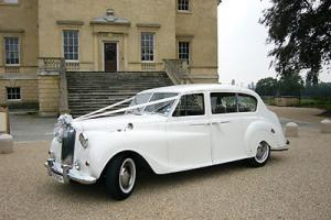 Historic Classic Austin Princess VandenPlas Wedding Car