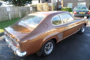 FORD CAPRI MK 1 1600L PRE FACE LIFT AUTO ,1 PREVIOUS OWNER ORIGINAL SPEC