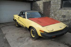 1980 Triumph TR8 complete Original Factory Convertible For Restoration