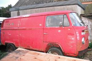 1974 VW Baywindow panelvan, aussy import, rhd very solid