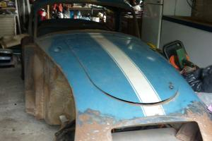 For sale is a left hand drive 1958mga coupe for full restoration or spares