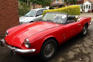 Triumph Spitfire MK3 - 1970 -Tax Exempt