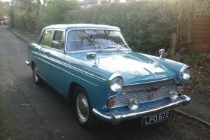 AUSTIN CAMBRIDGE A60 1961.