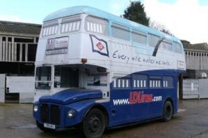 1962 AEC Routemaster Double Decker Bus