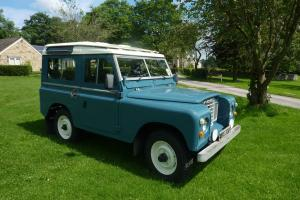Land Rover Series 3 Station Wagon Photo