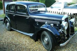 1939 SINGER SUPER 12 SALOON