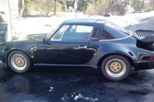 1975 Porsche 911 S Steel Wide Body