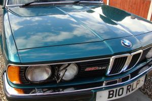 BMW ALPINA B10 3.5 E23 7 series 1985 (1 of 20 made) M.O.Td til AUGUST 2014