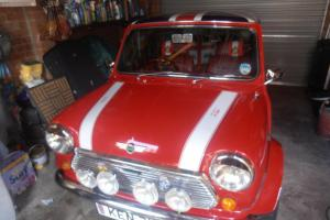 Rover MINI CITY E Photo