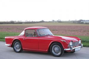 1967 F - Triumph TR4a IRS - Surrey Top Photo