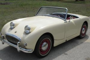 1960 Austin Healey Sprite Mk 1 (BUGEYE) Photo