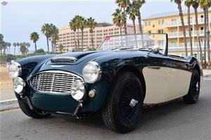 '60 Austin Healey 3000 MK I BN7 2 seat. High quality restoration,