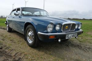 Daimler Sovereign XJ6 Series 2 LWB 4.2 Auto