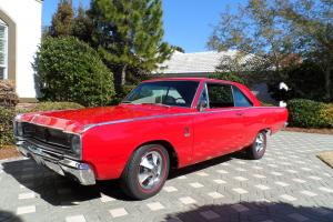 1967 Dodge Dart GTS Hardtop 2-Door 6.3L