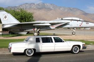 1979  75 Fleetwood Cadillac Base Limousine 4-Door 7.0L V8