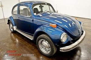 1972 Volkswagen Beetle VW Air Cooled 4 Cyl 4 Speed Bucket Seats Factory Sunroof