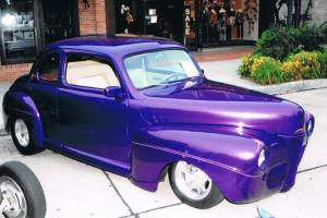 1941 Ford  Delux Coupe  HOT ROD!