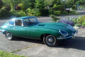 1969 Jaguar FHC Photo