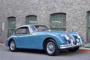 XK 150 Coupe, 42,000 miles, over $20,000 recently spent, wonderful solid example