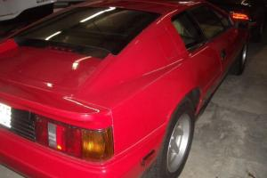LOTUS,ESPRIT,TURBO,RED,1988,EXOTIC