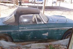 1967 MGB Convertable Project Car, Best year for MGB My personal car