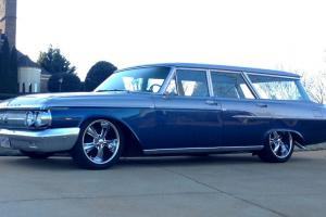 1962 Mercury Commuter Station Wagon Hot Rod,Cammed,Vintage,Rare for Sale