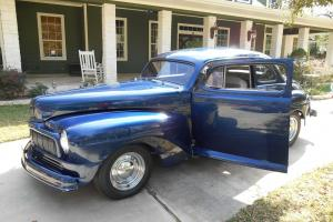 1948 Mercury coupe hot rod