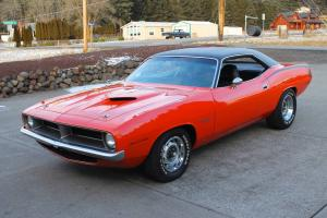 1970 Plymouth Barracuda 440 Six-Pack Tribute,  RESTORED AND READY TO SHOW OR GO!