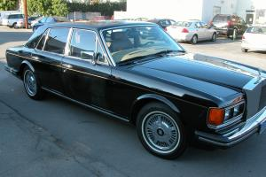 1985 Rolls Royce Silver Spirit 59689 ORIGINAL Miles Excellent Original Paint Photo