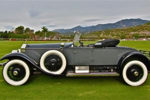1926 Rolls-Royce Silver Ghost Piccadilly Roadster Photo