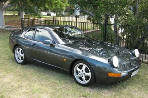Porsche 968 CS Australian Complied 1996 MOD Plate Complied 4 Seater in Albion, QLD