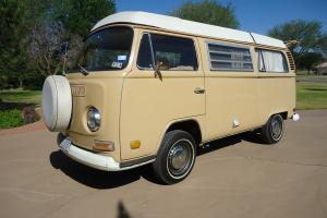 VW Vanagon / Campmobile with   Larger motor for towing boat or small trailer