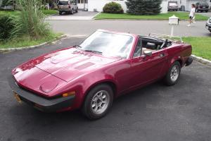 1980 Triumph TR7 Convertible 5 Speed Great Shape !!!!!