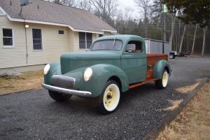 1941 WILLYS PICK UP TRUCK V6 FUEL INJ 4X4 4WD A/C HEAT TURN KEY EVERY DAY DRIVER