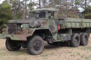 1973 Military M813, Marine, Dropside ISO bed, LOCKER axles, fording kit, 6 X 6