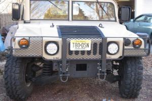 1986 M998 TROOP CARRIER HMMWV 6.2l WITH CLEAR TITLE H1 REBUILT FROM GROUND UP