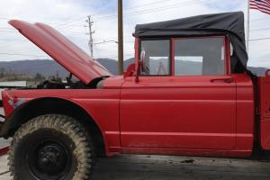 1968 KAISER JEEP M715 WITH WINCH!!!!  Body in Amazing Shape before CJ7 CJ5