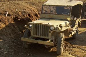 1945 Willys Jeep,Daily Driver,Original Running gear,Radio Jeep,matching numbers