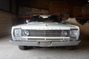 Plymouth Belvedere convertable '66 Imported from Canada was owned by Nate Salter