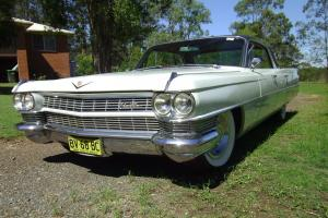 Cadillac Sedan DE Ville 1964 RHD in Taree, NSW
