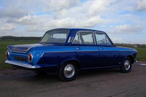 VERY RARE MK 1 1965 FORD CORTINA SUPER DELUXE 1500CC AUTO - ABSOLUTE BARGAIN...