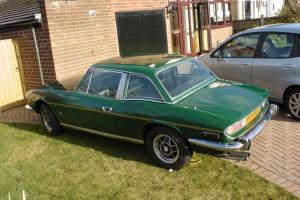 TRIUMPH STAG ORIGINAL 3 LITRE V8 ENGINE MOT AND DRIVES WELL 1976
